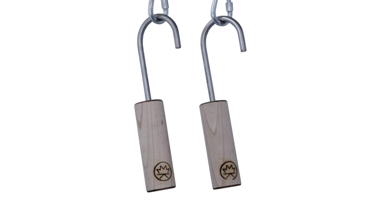 nunčaky kolíky ocr fitness vybavení ninja hooks ocr equipment